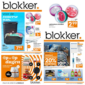 wihtin blokker together with all the category teams leading all promotional meetings with all marketing and category collegues involved