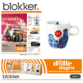responsible for various commercial projects within the commercial team of blokker
